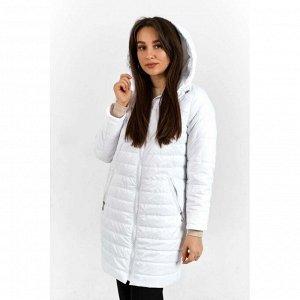 Приталенное  демисезонное пальто