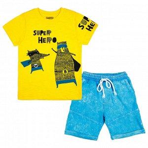 Комплект для мальчика (желтый)