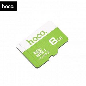 Карта памяти Hoco Class 10 MicroSD / 8GB