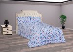 Одеяло с детским рисунком 1.5 спальное 140*205см