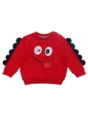 Кофта для детей (красный)