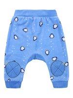 Штанишки для детей (голубой)