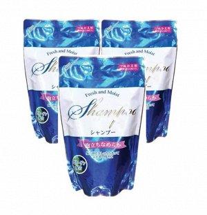Увлажняющий шампунь FRESH MOISTURE SHAMPOO (300 мл) - 3 шт