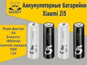 Аккумуляторные батарейки Xiaomi Zi5 AA
