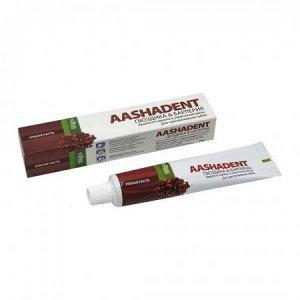 Зубная паста гвоздика барлерия Aasha 100г