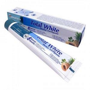 "Зубная паста ""Отбеливающий уход"" Himalaya 50мл"