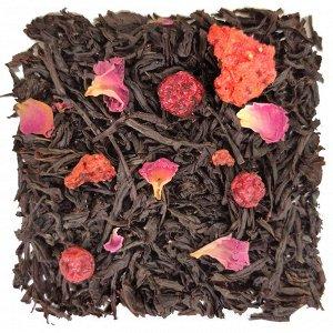 """Чёрный листовой чай """"Венецианская Ночь"""" 250 г"""
