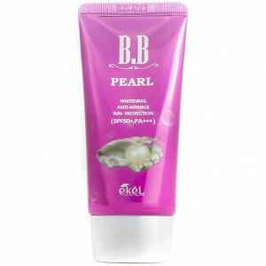 Жемчужный ББ-крем - Pearl BB Cream SPF50+ PA+++
