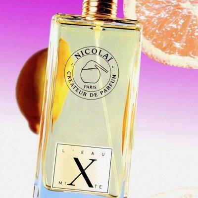 Новый парфюмерный дом Matière première🔥 — Nikolai