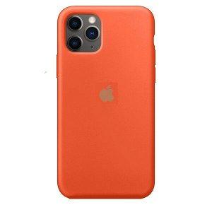 Силиконовый чехол IPHONE 12/12 PRO. Цвет на выбор