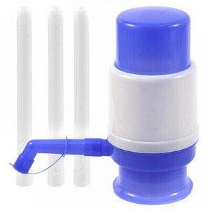 Помпа-фильтр ручная для бутелированной воды д8,3х16,5см, в к