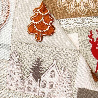 ДОМАШНЯЯ МОДА - яркий текстиль для твоего дома — 2022 Новогодний текстиль