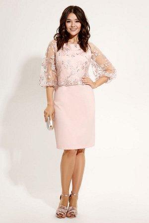 Платье Панда 484380p розовый