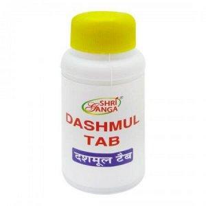 Дашмул (Dashmul) общеукрепляющее средство Shri Ganga 100 таб