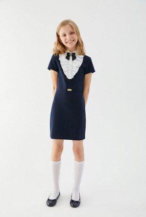Платье детское для девочек Soprano  синий