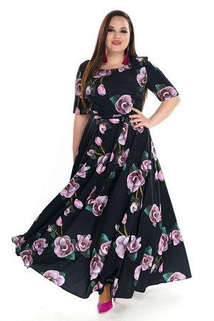 Платье-5427