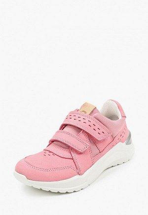 Кроссовки Кроссовки ECCO INTERVENE созданы для детей, которые следят за модными трендами и родителей, которые ценят высокое качество. Оригинальная модель из роскошной натуральной замши с контрастной б