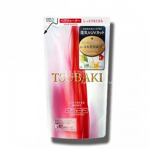"""461578 """"SHISEIDO"""" """"TSUBAKI MOIST"""" Увлажняющий спрей для волос с маслом камелии и защитой от термического воздействия (мягкая упаковка), 200 мл."""
