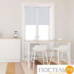 Рулонная штора Палермо Белый 180x175