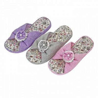 Большой выбор домашней и пляжной обуви. PLUSH-идея на подарок — Тапочки женские ЕСТЬ АКЦИЯ