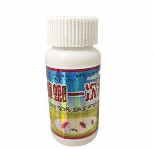 Жидкое средство от тараканов, 50 мл