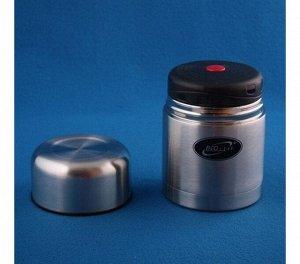 Термос Термос  0,5л  ш/г  суповой с чехлом [BIOSTAL]