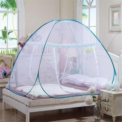 Идеальная хозяюшка❤ ️Всё что нужно для уборки — Антимоскитные сетки для кровати