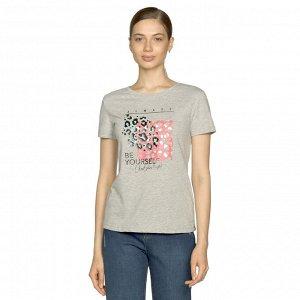DFT6865 футболка женская