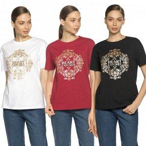 DFT6868 футболка женская