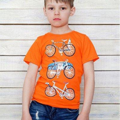 Выгодные летние цены! Яркие футболки и туники — Футболки для мальчиков