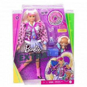 Кукла Mattel Barbie Экстра Блондинка с хвостиками39