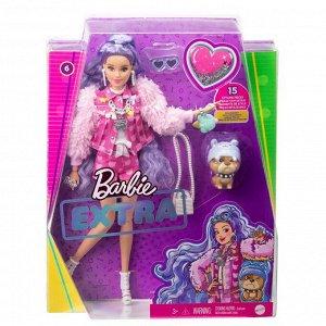 Кукла Mattel Barbie Экстра Милли с сиреневыми волосами45