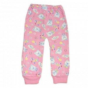 Ползунки-штанишки на девочку