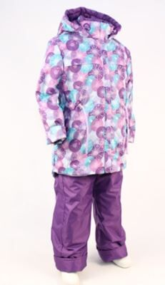 Рондо В прохладную погоду весной или осенью наиболее подходящим для активных прогулок на свежем воздухе является комплект , состоящий из куртки и брюк-полукомбинезона из плащевой ткани. Куртка и брюки