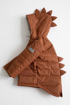 Куртка Дино демисезонная медь