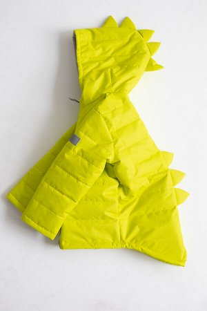 Куртка Дино демисезон лимон