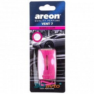 Ароматизатор на дефлектор AREON VENT 7 Bubble Gum