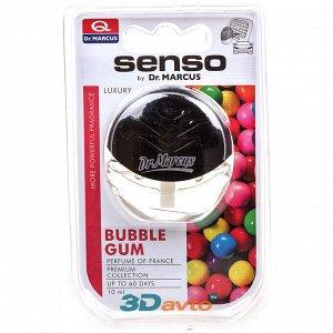 Ароматизатор на дефлектор DR. MARCUS SENSO Luxury Bubble Gum (Жевательная резинка)