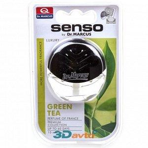Ароматизатор на дефлектор DR. MARCUS SENSO Luxury Green Tea (Зеленый чай)