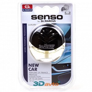 Ароматизатор на дефлектор DR. MARCUS SENSO Luxury New Car (Новая машина)