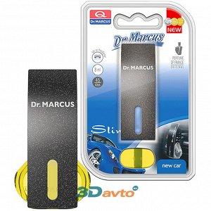 Ароматизатор на дефлектор DR. MARCUS SLIM New Car / новая машина