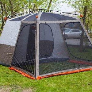 Палатка + шатер автомат