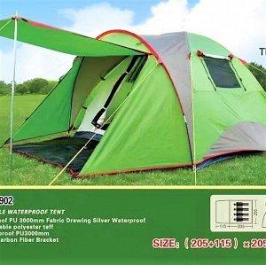 Палатка туристическая Traveltop 4-местная