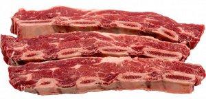 П/ф мясной мелкокус.мясок.из гов кат.Г зам.Ребрышки(Angus Beef)