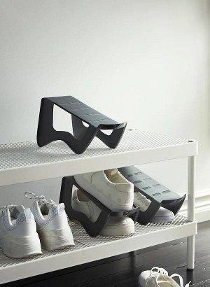MURVEL МУРВЕЛЬ Модуль для хранения обуви, серый14x14x24 см