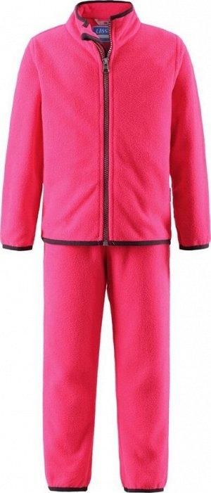 Комплект Lassie флисовый (розовый)
