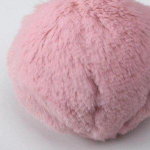 LURVIG ЛУРВИГ Игровой тоннель для кошек, белый/розовый
