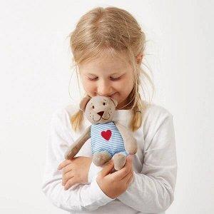 FABLER BJÖRN ФАБЛЕР БЬЁРН Мягкая игрушка, бежевый21 см