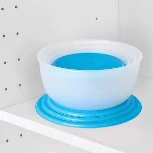 REDA РЕДА Набор контейнеров, 5 шт., круглой формы голубой