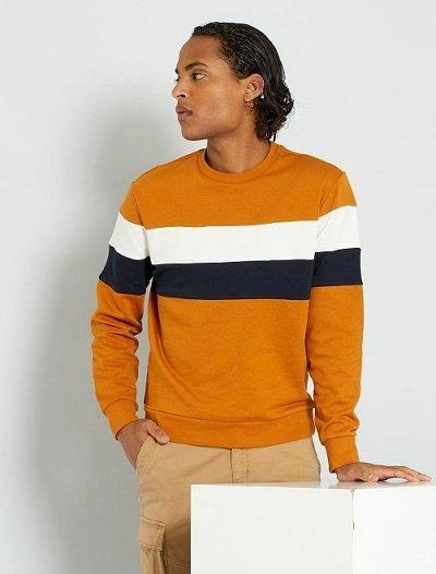 Одежда из Франции для всей семьи — Мужчины. Толстовки